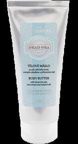 Масло для тела с солью Мертвого моря