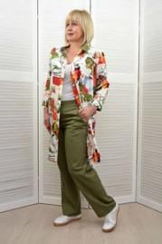 Комплект: рубашка и брюки 1645-7+1657-30