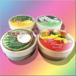 Ароматный фруктовый витаминный скраб для тела 250 грамм