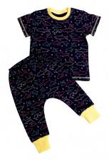 Комплект футболка и брюки для малышей