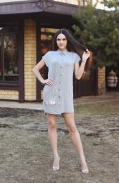 КОЛЛЕКЦИЯ BEACHOLOGY РУБАШКА № 171711 джинса