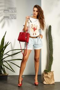Джемпер NiV NiV fashion