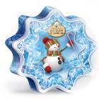 !АКЦИЯ!! Чай Хайтон Снежинка  Снеговик 70г ж/б.