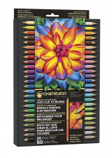 Chameleon Color Tones Pencils (50 color)