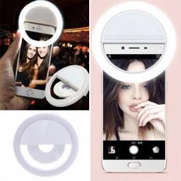 Селфи-кольцо с подсветкой для телефона