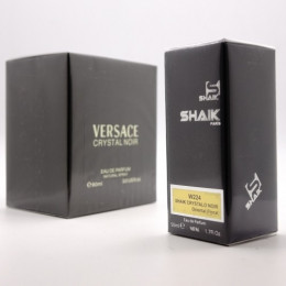 SHAIK W 224 (VERSACE CRYSTAL NOIR FOR WOMEN) 50ML