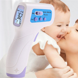 Цифровой термометр (Non Contact) DM300