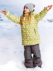 Куртка Крокид пуховая зимняя