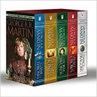A Game of Thrones  5 книг