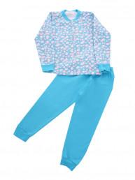 Пижама Bon Jony - голубой цвет