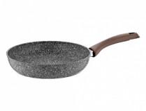 Сковорода с ручкой TAC, покрытие «Гранит», 24 см.