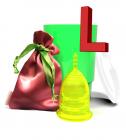 Lilacup (L) - 'Максимальная защита' (чаша со стерилизатором)