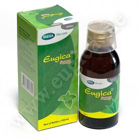 Эффективный детский сироп от кашля из масел и экстрактов 100