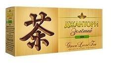 Чай Джантори Зеленый пак. 20