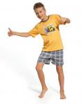 Piżama Cornette Kids Boy 789/64 On The Way kr/r