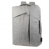 Городской рюкзак-сумка с USB портом