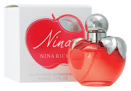 Nina Ricci Nina, 50ml, туалетная вода