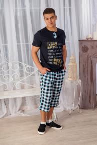 Мужской костюм шорты КМ-1