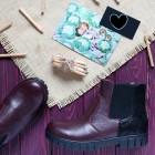 Кожаные ботинки Челси р-р 31-37. New collection 17-18!