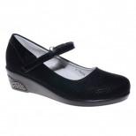 Туфли Канарейка A847-1 черный (32-37)