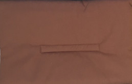 Подушки для стула Росток - Шоколад