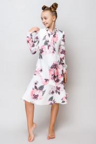 Нежное Платье «L-12»