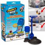 Вантуз Plumber's Hero для унитаза и канализационных труб 300