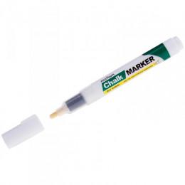 Маркер меловой белый 3 мм