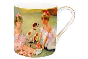 Кружка Балерины на отдыхе в подарочной упаковке