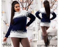 Теплый свитер - 11655