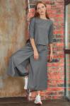 Костюм (кофта+брюки кюлоты) 4091