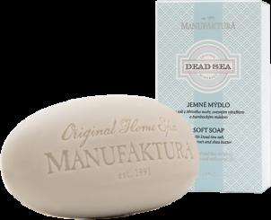 Мыло с грязью Мертвого моря и  миндальным маслом