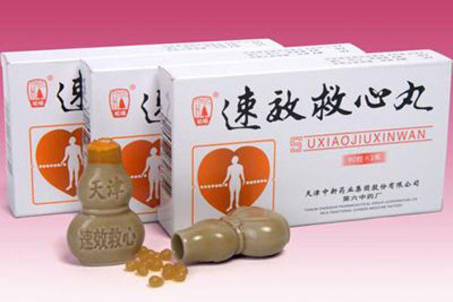 Анекдот про китайские таблетки для