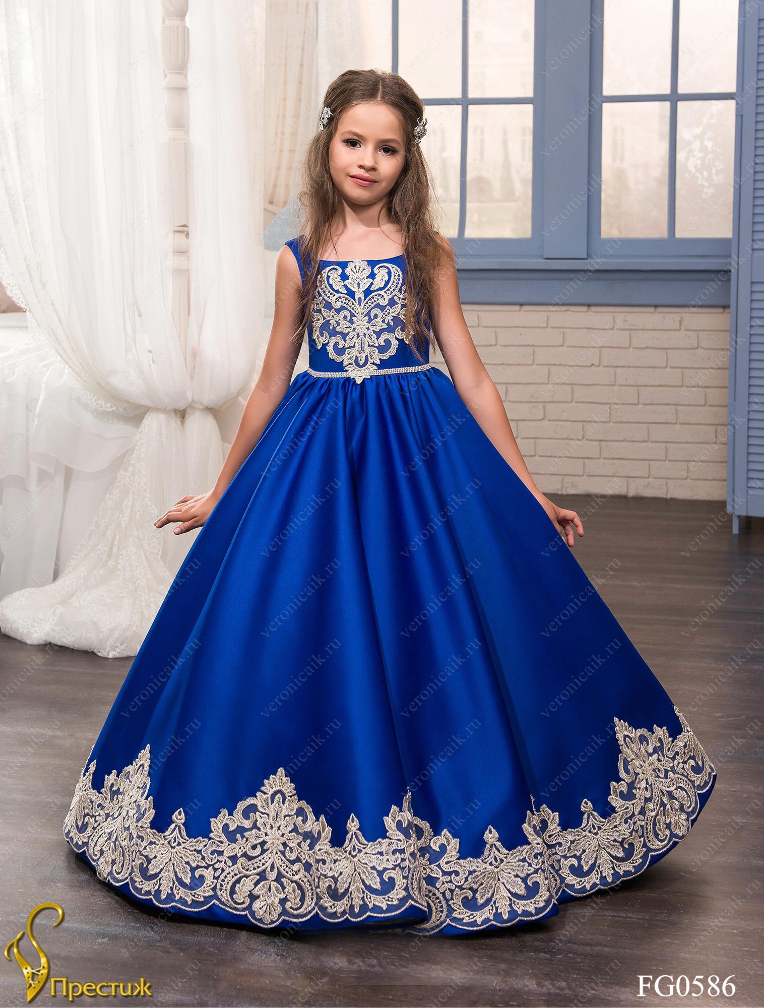 Фото платья для выпускного в детском саду