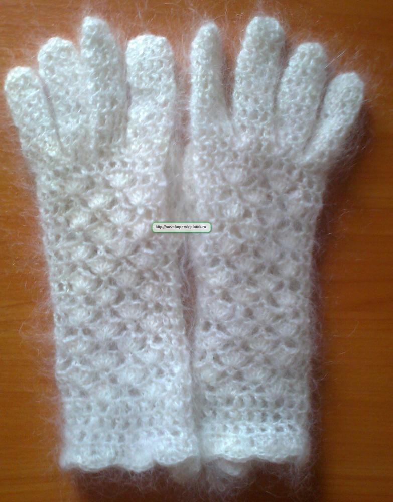 Страна мам вязание перчаток 20
