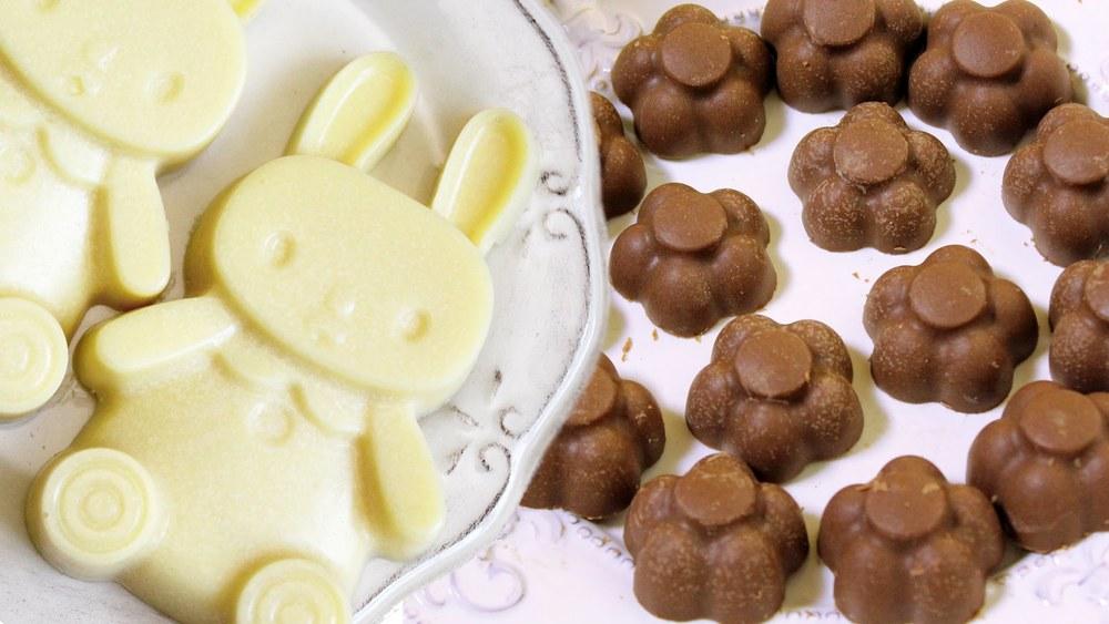 Как сделать белый шоколад рецепт