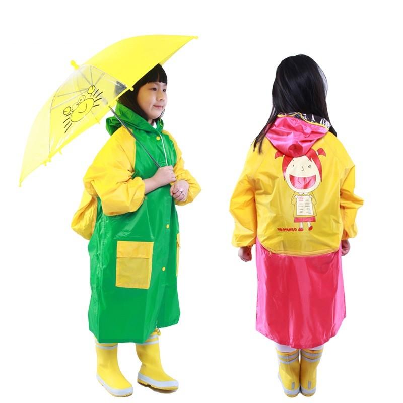 Дождевик для детей