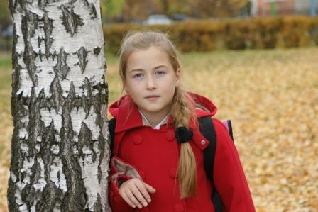 Ульяна на пороге 11-летия