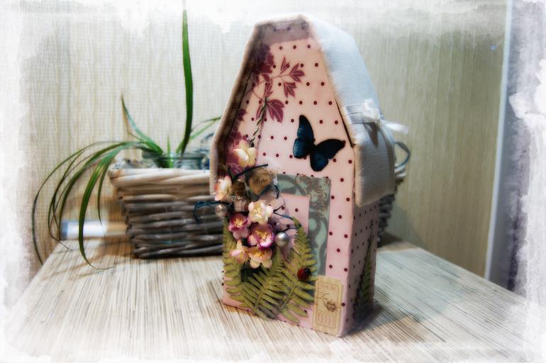 Чайный домик на 8 марта