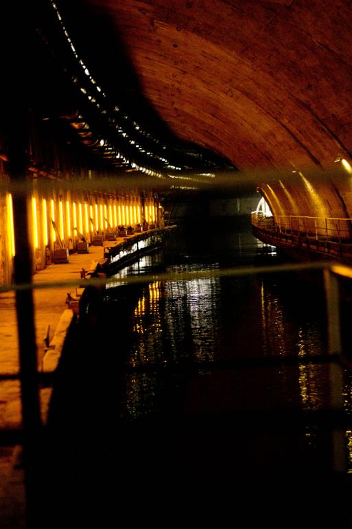 Балаклава. Военно-морской музей «Балаклава» (Музей подводных лодок)