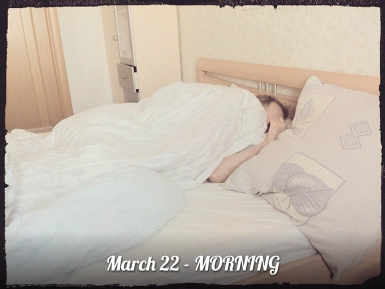 March 22 - MORNING