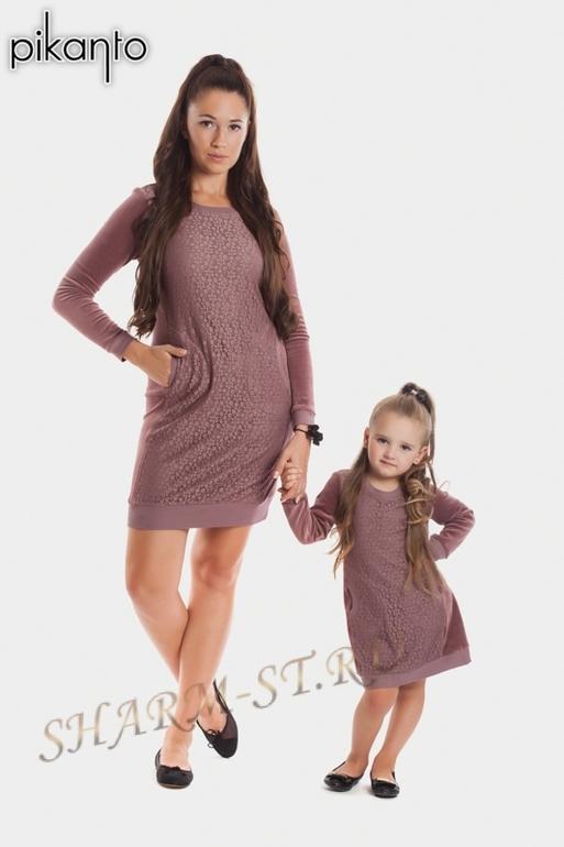 Одежда для мам и дочек беларусь