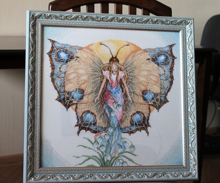 Бабочка-День  от  Lanarte