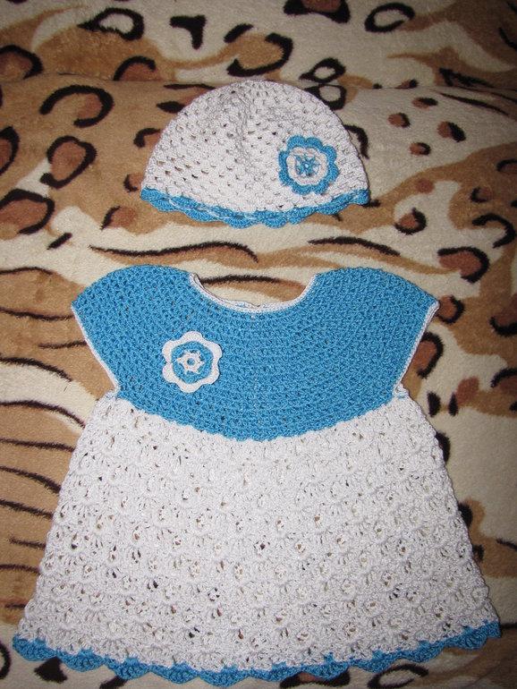"""первое """"заказное"""" платье.."""