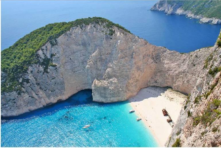 Фотограф в Греции (о. Закинф) 24 июня - 8 июля