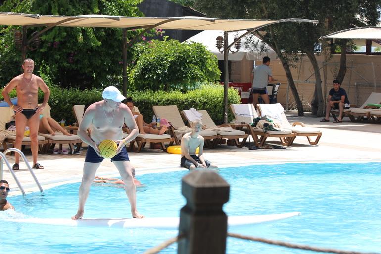 Catamaran Resort отель 5* Турецкая Республика, Средиземноморский регион, Провинция Анталья, Кемер часть 2
