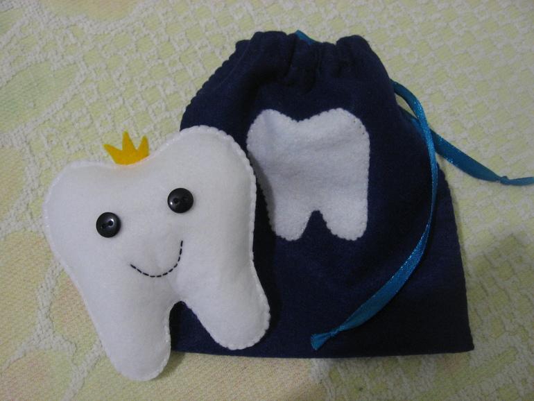 Для мальчика, для зубной феи.