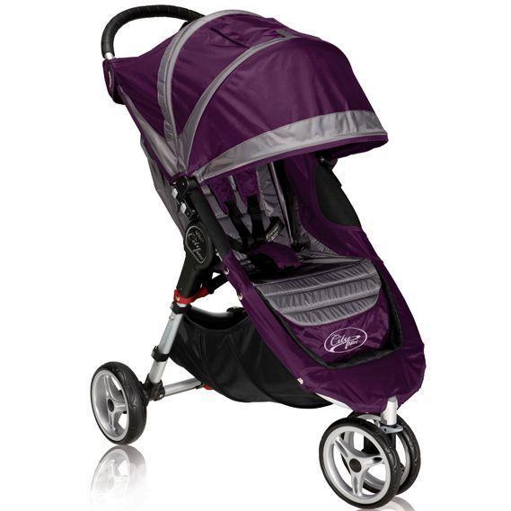 Baby Jogger City Mini, поделитесь мнениями