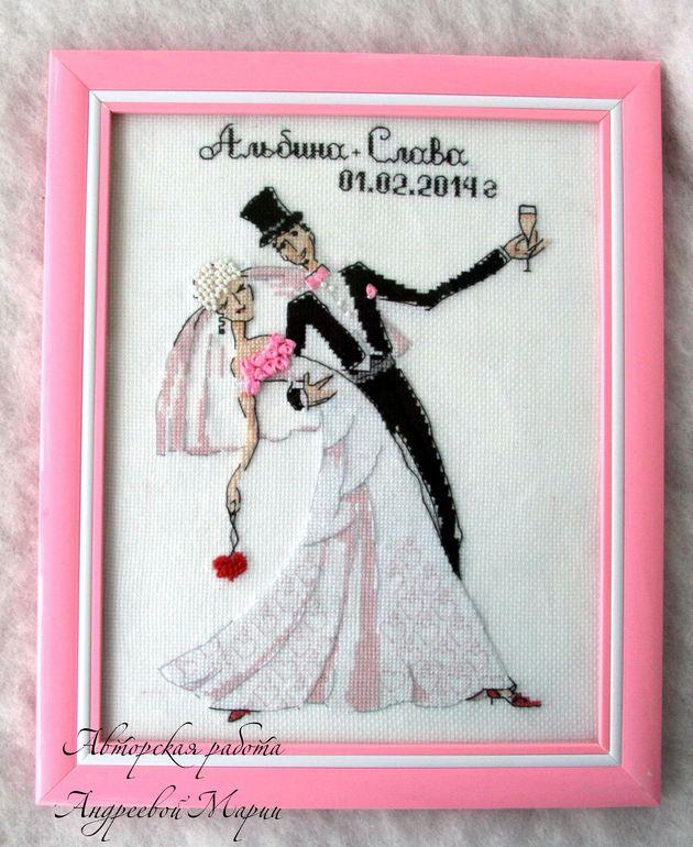 Метрики с годовщиной свадьбы