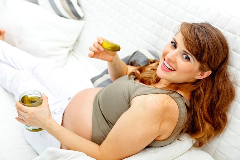 Сексуальность женщины во время беременности
